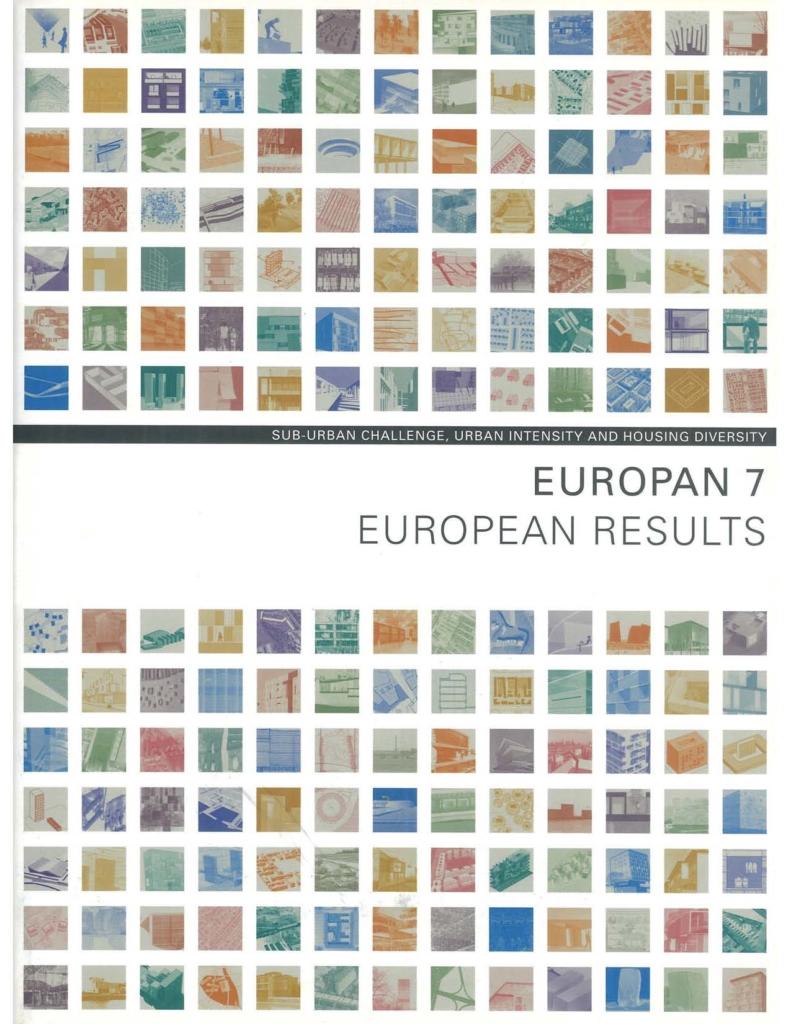 EUROPAN7 BOOK